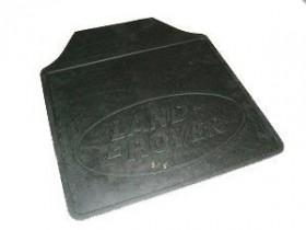 Spatlap achterzijde defender 110 met Landrover logo