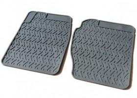 Range Rover classic rubberen automatten voorstoeleni