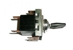 Heater master lamp switch S3