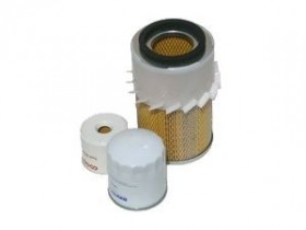 Filter set Defender 2.5 NA Diesel en Turbo Diesel