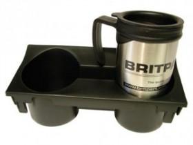 Bekerhouder voor cubby box van Britpart