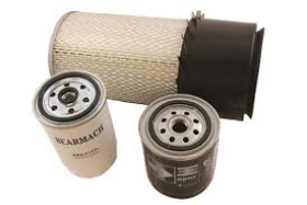 Filter set Defender 200 TDI