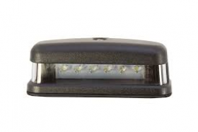 Kentekenplaatverlichting (LED)