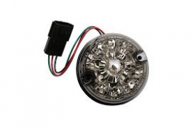 Smoked LED Light Stop/Tail 73mm