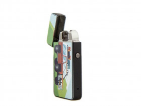 Weatherproof Rechargeable Arc Lighter - By Kanan Outdoors