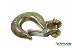 Winch Clevis Hook