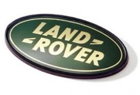 Badge Rear Landrover